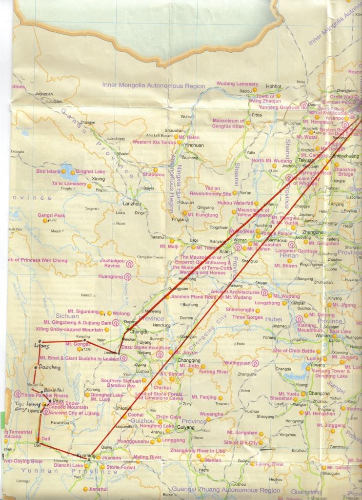 viaje china 2005
