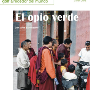 Revista ¨Golf, Hoyo a hoyo¨