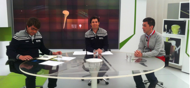 Entrevista en On the Tee de Canal+Golf