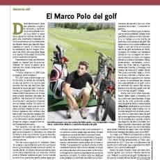 Articulo en Golf Digest (España)