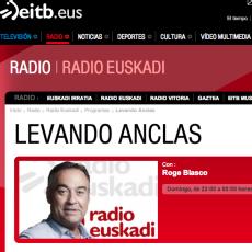 Entrevista en Levando Anclas