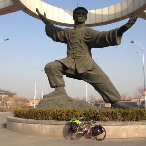 Entrevista en TodoCiclismoRadio, ruta Pekín Shanghai (marzo 2015)