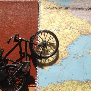 Libro-ruta Madrid Pekín