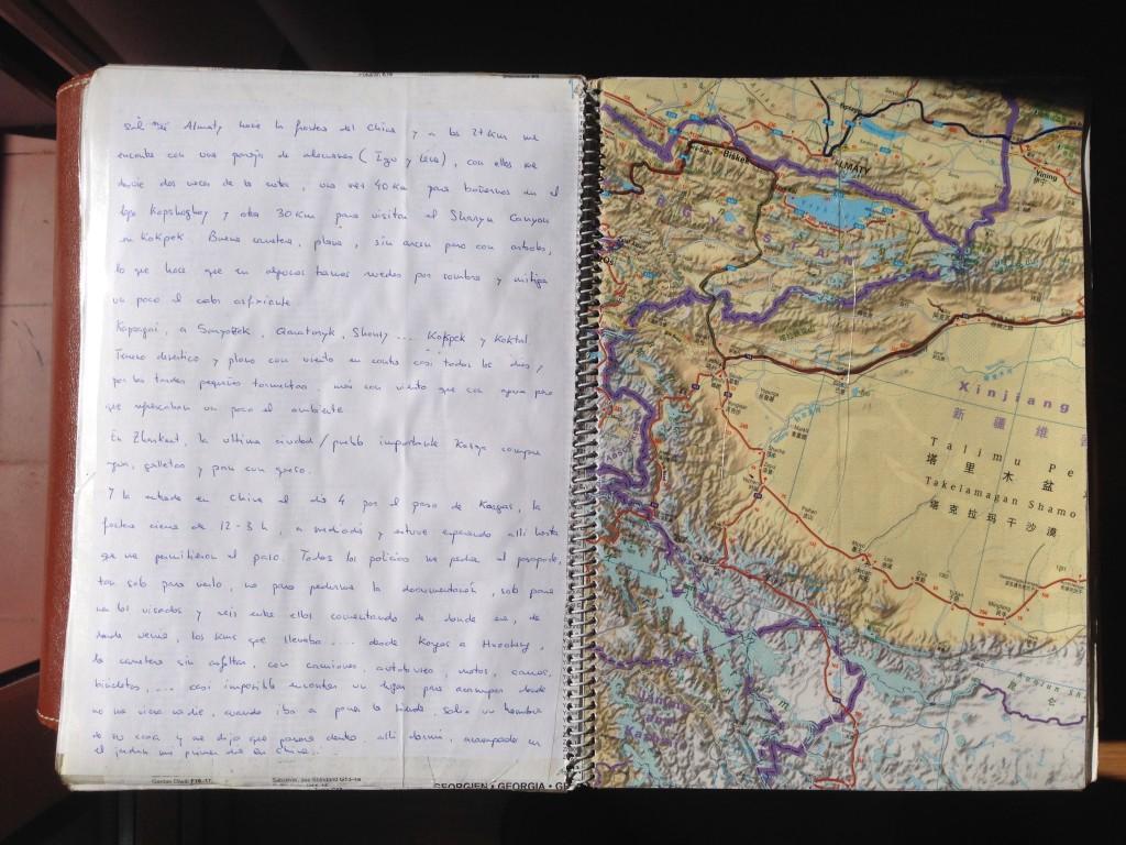 Desierto de Xinjiang