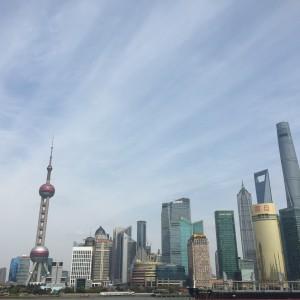 La primera semana en Shanghai!!