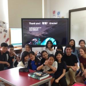 Soong Ching Ling School, Shanghai