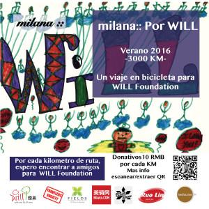 milana:: For WILL en España
