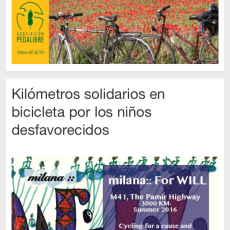 milana:: For WILL en Pedalibre