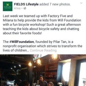 milana::ForWILL in Fields facebook