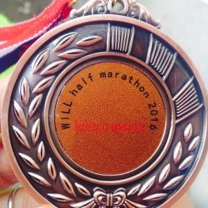 WILL fun half marathon