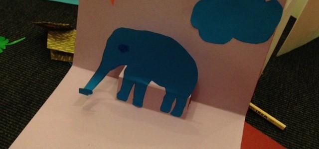 'Animales de papel'