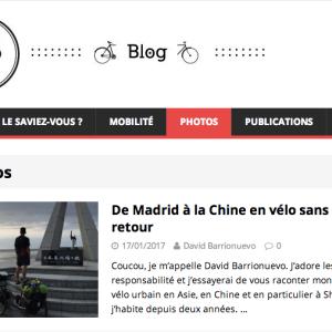 Vola Velo blog (francais)