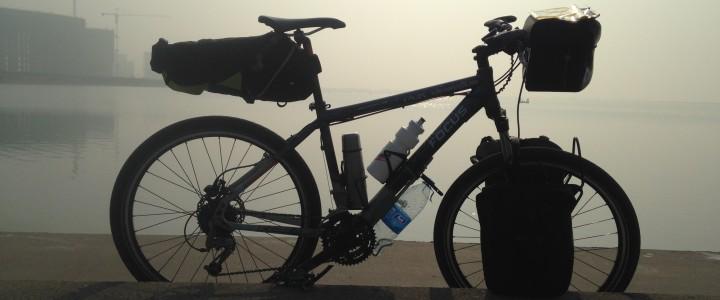 pedaleando a 200