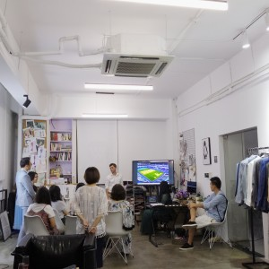 Waye Lee Studio, Nanjing