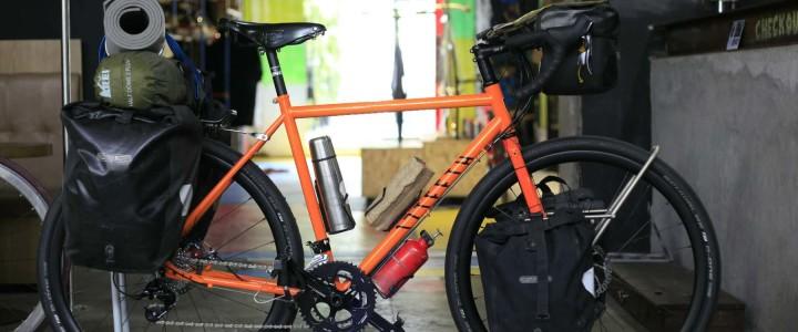 TodoCiclismoRadio, bicicleta de viaje