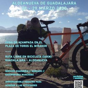 jornadas de cicloturismo aldeanueva